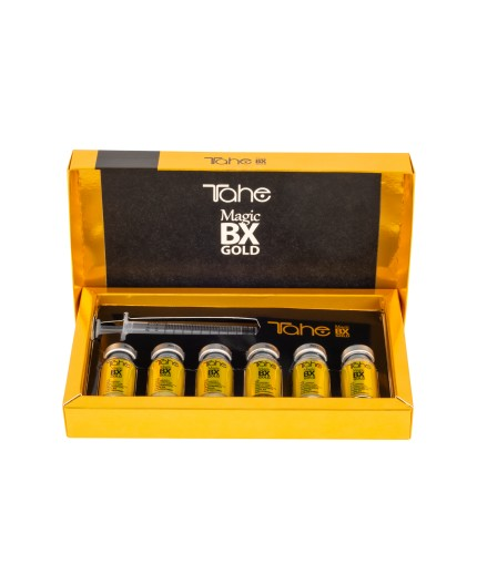 Tahe Bx Gold concentrato  6  fiale